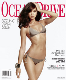 Featured in Ocean Drive Magazine