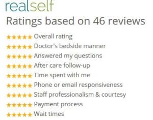 Realself reviews Ary Krau MD Miami
