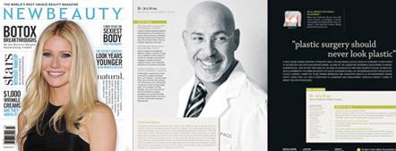 NewBeauty Magazine Feature