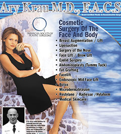 American Society of Plastic Surgeons Magazine Cover