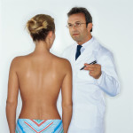 Choices in breast augmentation incision location