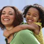 How moms can stay happy and healthy