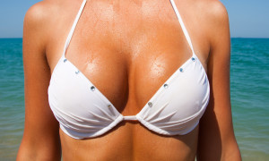 Combine breast lift with implants