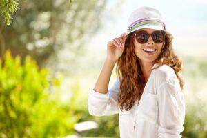 Model for Plastic Surgery for Summertime Blog